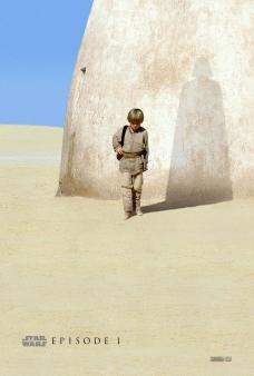 Star Wars: Episode I The Phantom Menace Teaser Poster
